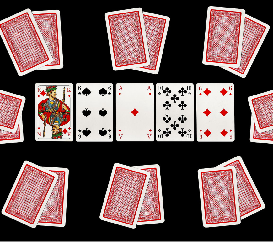 Figure 1: DeepStack rises above the rest for Artificial Intelligence algorithms when it comes to going against professional poker players in Texas Holdem.
