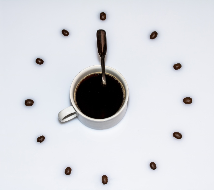 Figure 1. Caffeine affects heart rate variability in the first five minutes of recovery after physical exercise.
