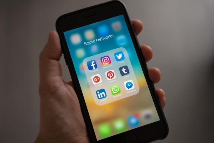Figure 1. A meta-analysis of social media use.